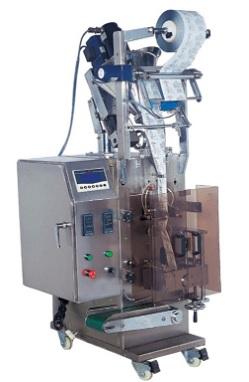 Автомат для порционной упаковки жидки, гранулированных, пылящих продуктов