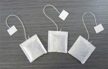 Оборудование для фасовки чая в фильтр пакеты с ниткой и ярлыком