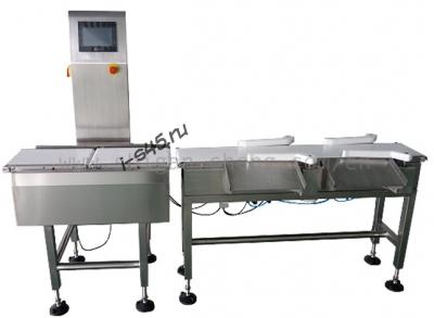 Контрольно-динамические весы модель RSG-D220 для морепродуктов чеквейер