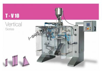 Высоко производительный автомат для фасовки стик пакетов