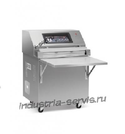 Напольный горизонтальный внешний вакуумный упаковщик DZQ-600/800E