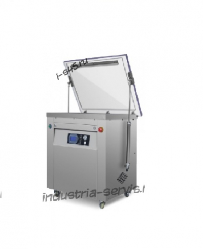 Автоматическая вакуумная упаковочная машина с формирователем DZ650-700KH