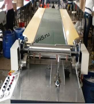 Линия GX-650B для нанесения клея горячего расплава hotmelt