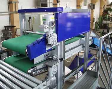 PZ-A автомат для складываниея мешков на паллету