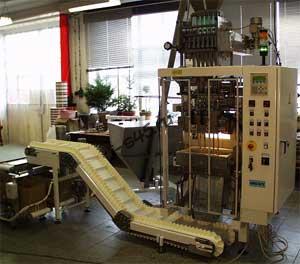 Многопоточные автоматы для фасовки сахарного песка в пакетики типа стик, stack, stik («Сигарета»)