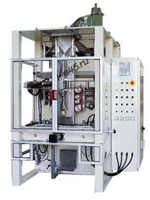 В5/10 Вертикальная фасовочно-упаковочная машина для наполнения и упаковывания сыпучих продуктов
