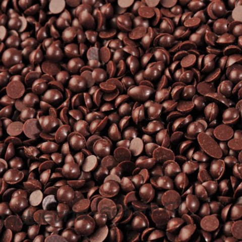 Линия для производства твердых капель из жидкой шоколадной глазури (производительность 500 кг/час)