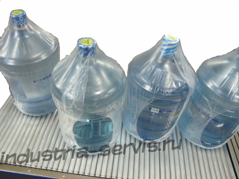 Упаковка 19 литровых бутылей
