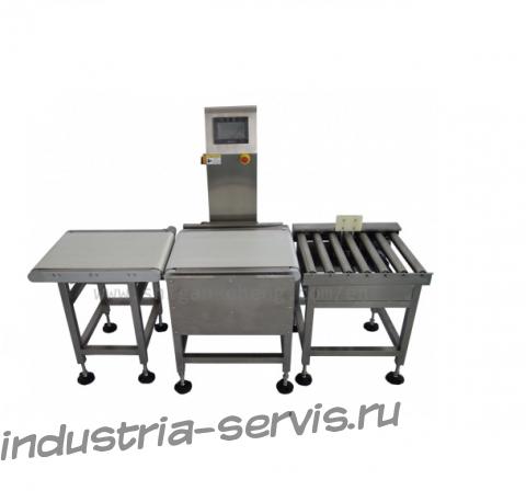 Автоматический чеквейер продукции