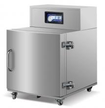Вертикальная однокамерная вакуум-упаковочная машина DZ-600LD для упаковки в большие пакеты