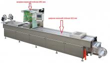 Автоматический вакуумный термоформер DLZ320T-DLZ520T
