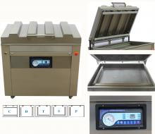 Напольная вакуумная упаковочная машина модель DZQ-700T-900T