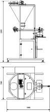Ручная взвешивающая установка PES3