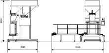 Ручная взвешивающая установка PES6