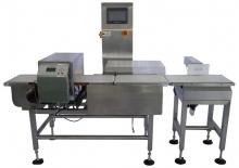 Контрольно-динамические весы, автоматические конвейерные весы, чеквейеры